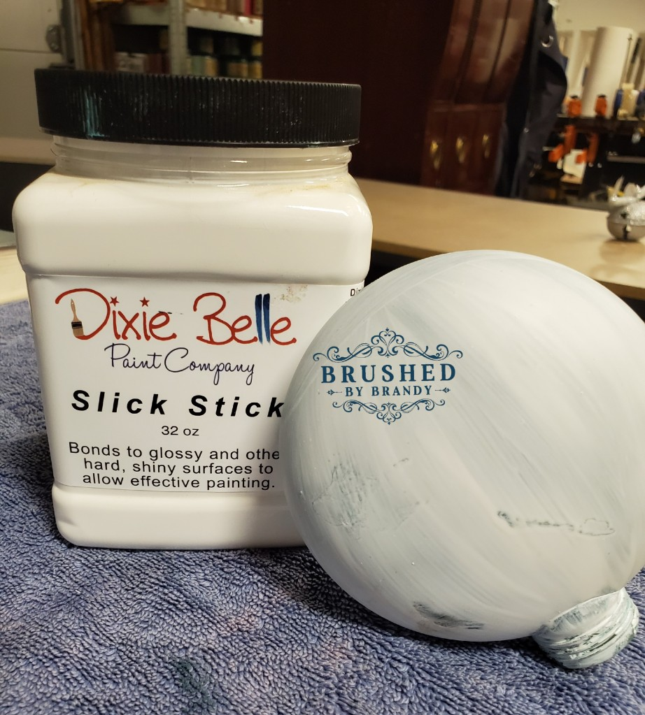 Slick Stick furniture painting supply list for beginners