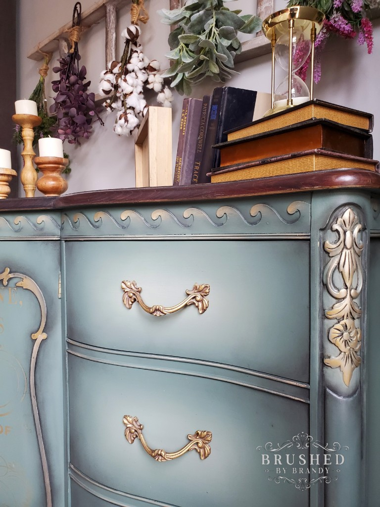Black Wax furniture painting supply list for beginners